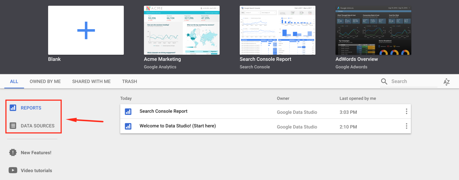 google-data-studio-reports-data-sources